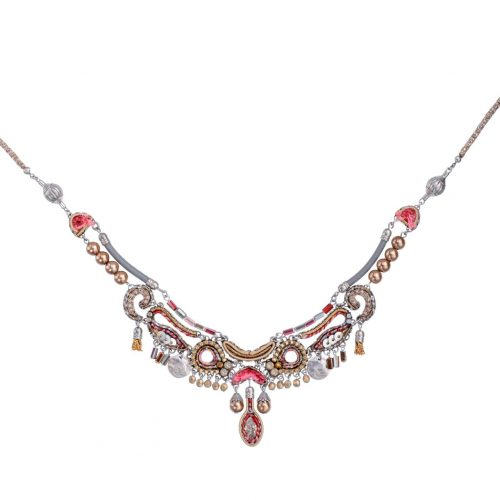 9643 Ayala Bar Necklace Birch Buy Online