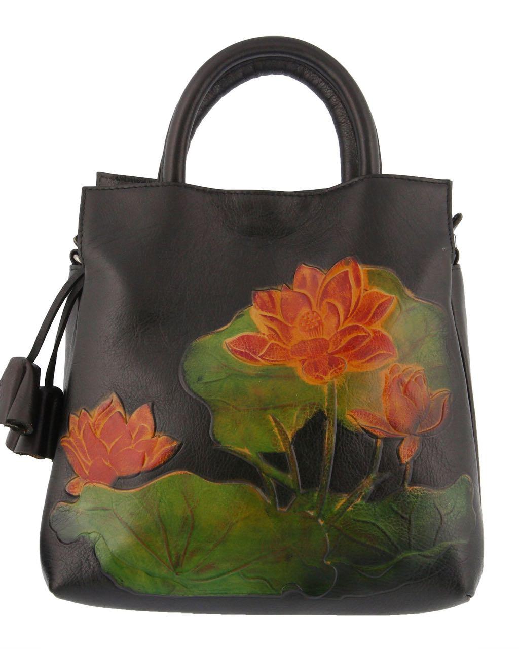L'Artiste Bag Lilypad