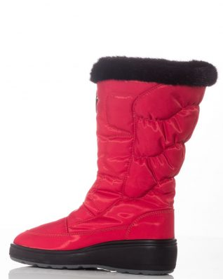 Pajar Red Winter Boots