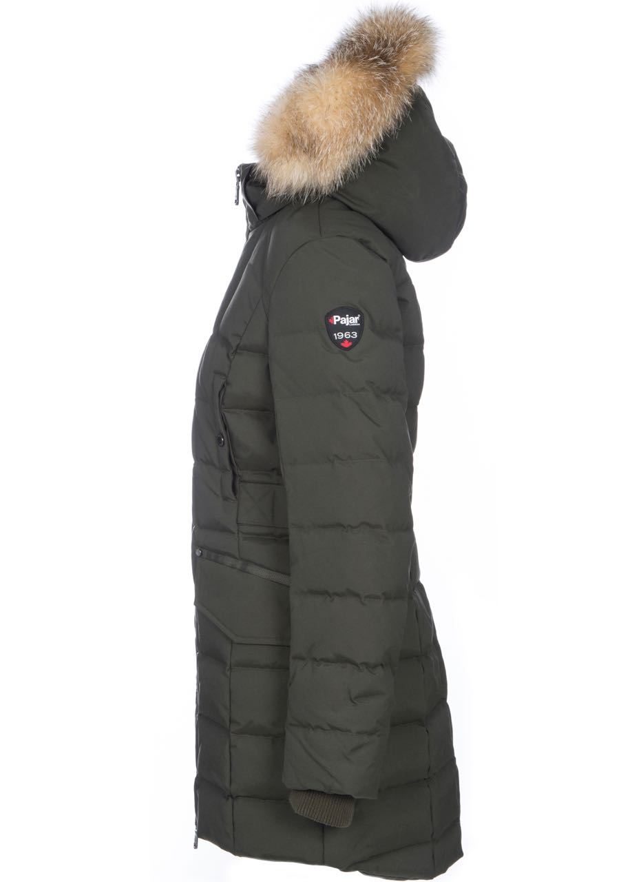 Pajar Winter Down Jacket PHOENIX Military Puffer Parka ...