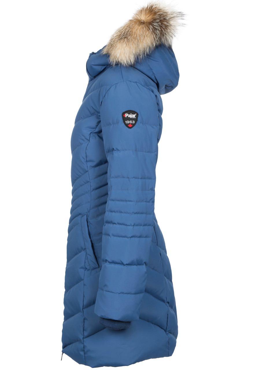 Pajar Winter Down Jacket QUEENS Puffer Spirit Blue | Buy