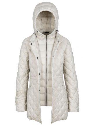 Pajar White Winter Jacket