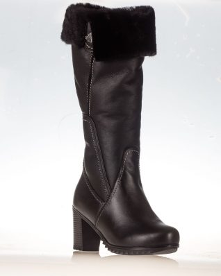 Pajar Black Winter Boots