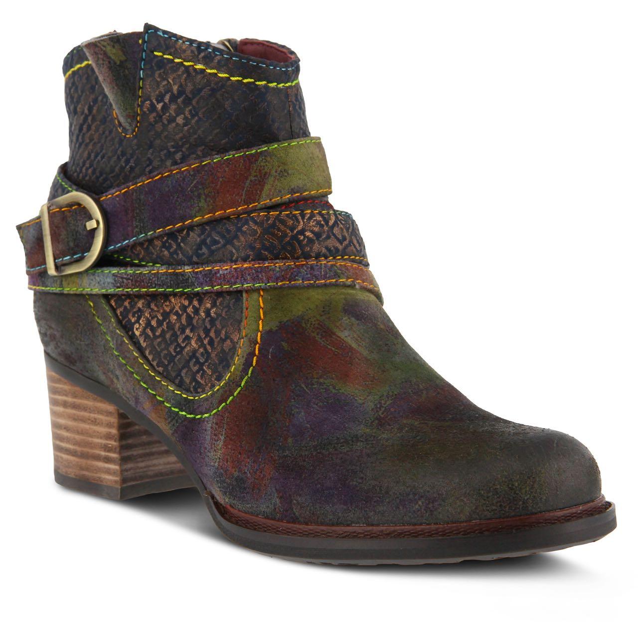 L'Artiste Boots Shizzam