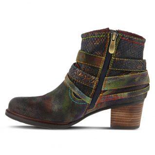 L'Artiste Ankle Boots Shizzam