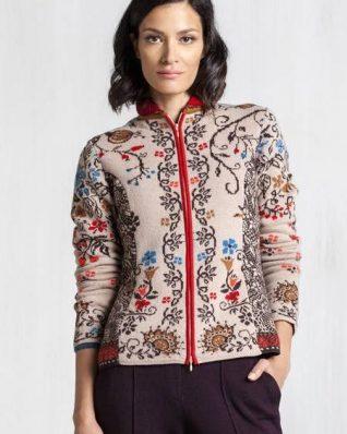 Ivko Zipped Jacket