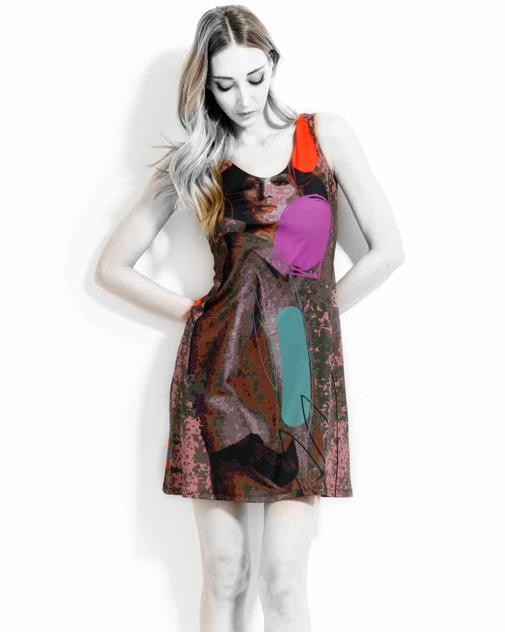 Volt Design dress, fall 2017