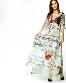IPNG One Size Maxi Dress