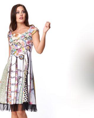 IPNG Floral Dress Tea Time