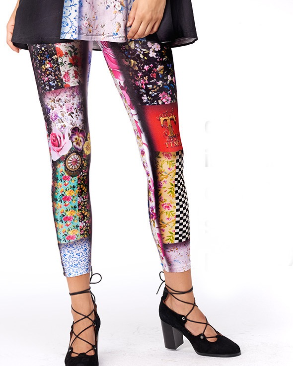 IPNG Leggings with Crystals