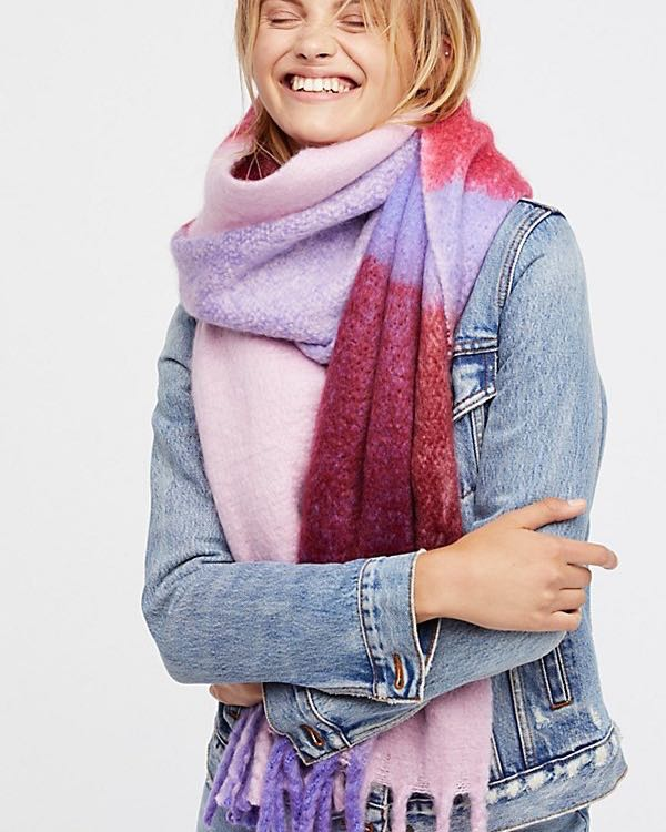 Free People Winter Scarf Cameron