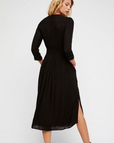 Free People Flora Black