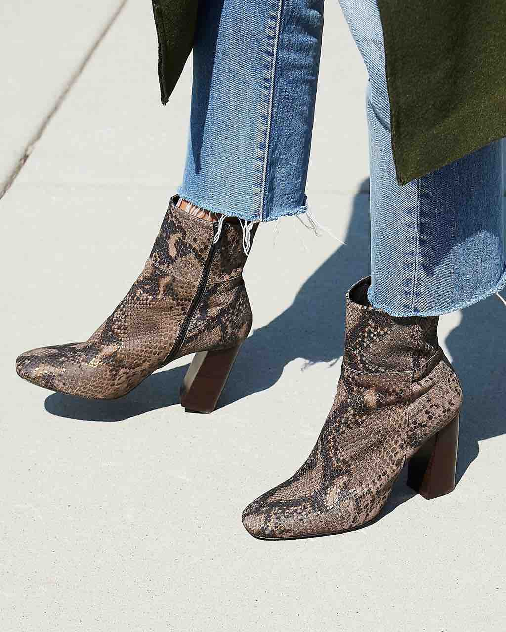 People NOLITA ANKLE BOOT OB666406 Taupe