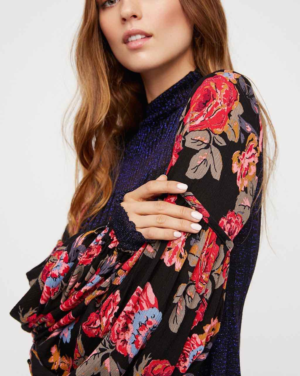 Free People Rose And Shine Sweater Dress Buy Online