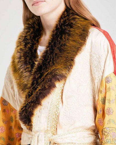 Free people Sari Coat