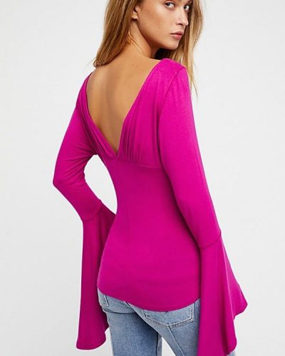 Free People What a Babe Pink