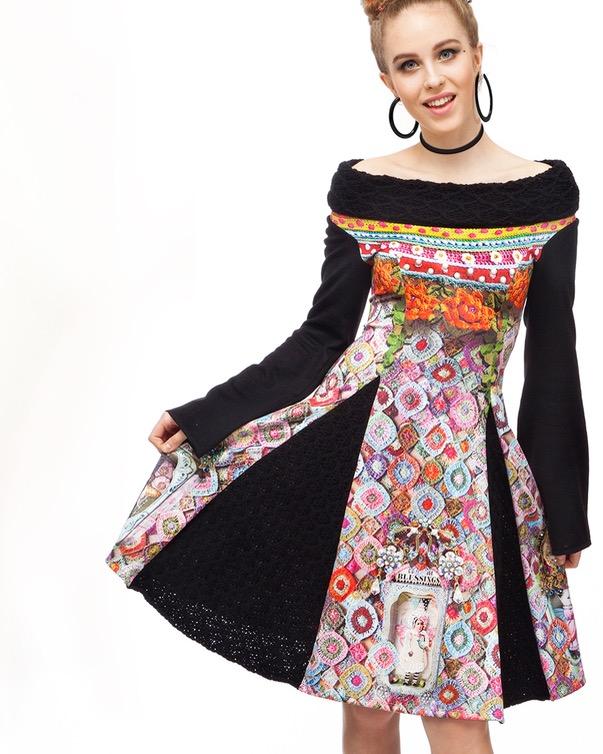 IPNG Long Sleeve Dress Fall 2017