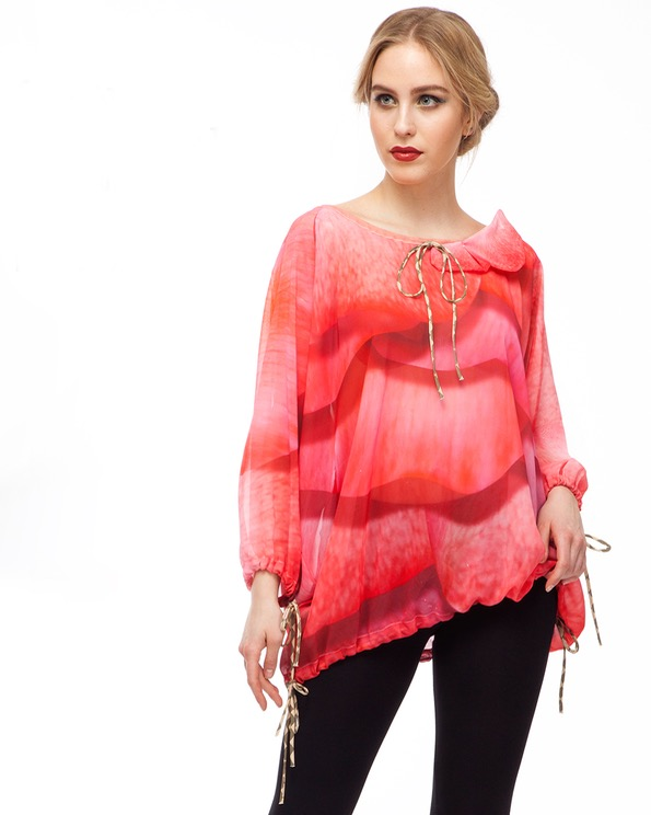 IPNG Red Blouse