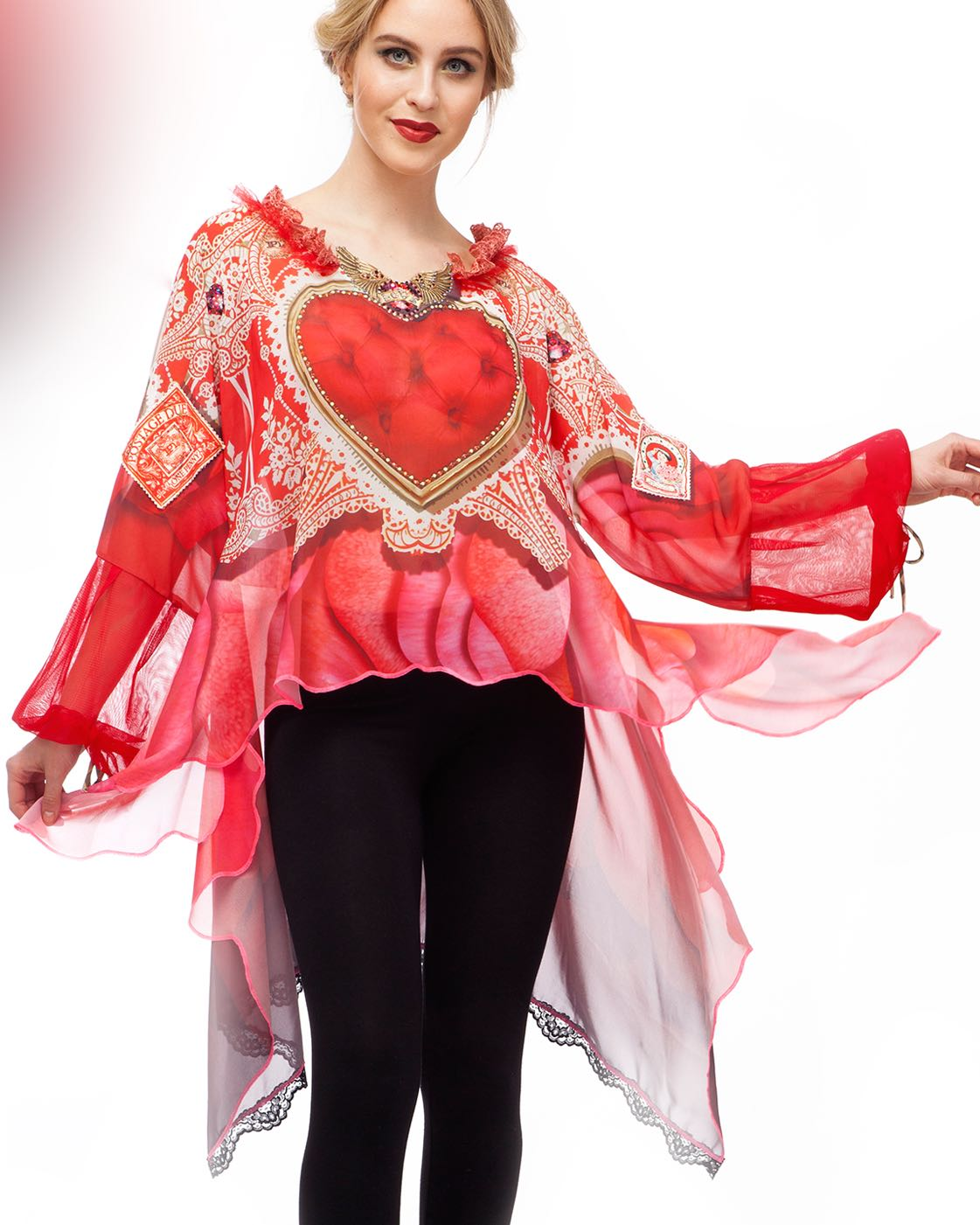 IPNG Red Tunic
