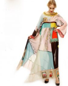 IPNG Maxi Free Style Dress