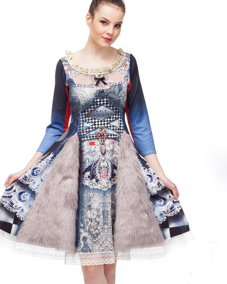 IPNG Fall Winter 20172018 dress
