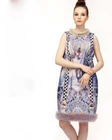 IPNG Design Balloon Dress