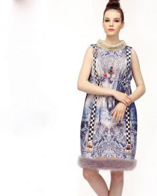 IPNG Design Balloon Dress