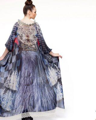 IPNG Design Purple Maxi Dress