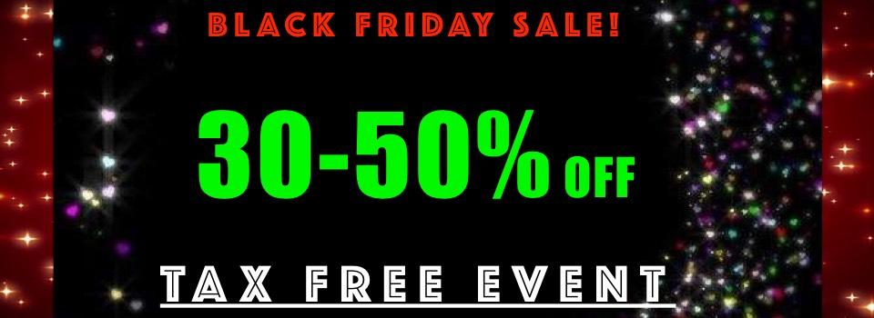 Black Friday Promo aw17