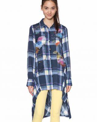 18SWCW40_5000 Desigual Shirt Baronesa Buy Online