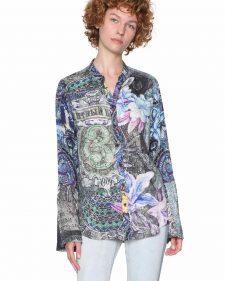 18SWCW84_5018 Desigual Shirt Canaf Buy Online