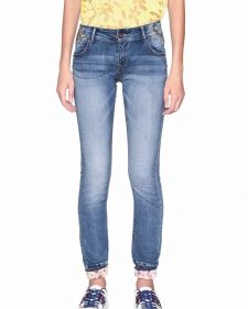 18SWDD24_5053 Desigual Jeans Lysiane Buy Online