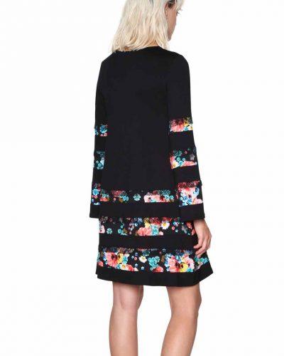 18SWVKBB_5001 Desigual Dress Marita Canada