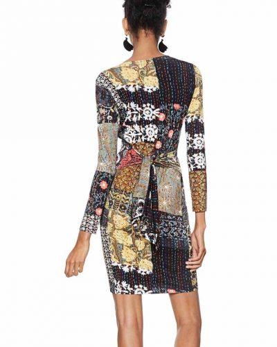 18SWVKBG_2000 Desigual Dress Natty USA