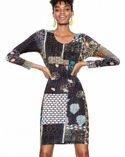 18SWVKBG_2000 Desigual Dress Natty Buy Online