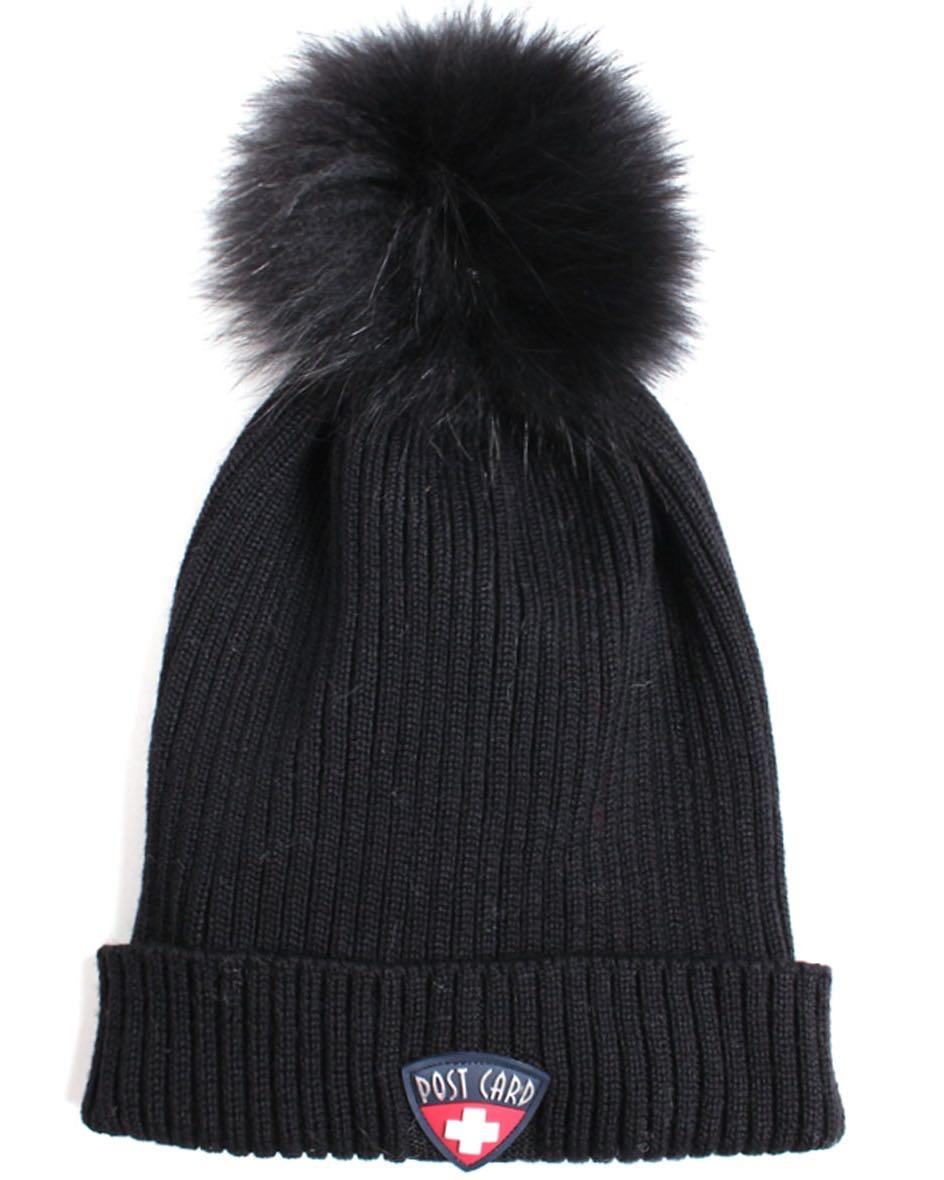Pos Card Highland Wool Hat