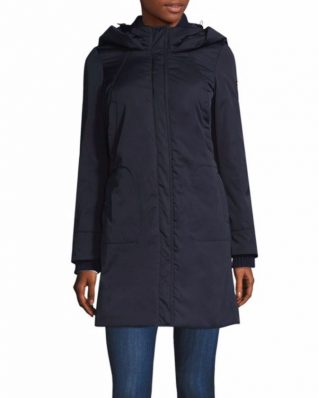Post Card Alesaami Coat Navy