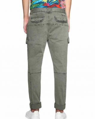 Desigual Men Summer Pants Stanley