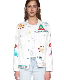 Desigual Jacket Meg White
