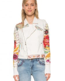18SWEN08_1015 Desigual Jacket Margherita Buy Online