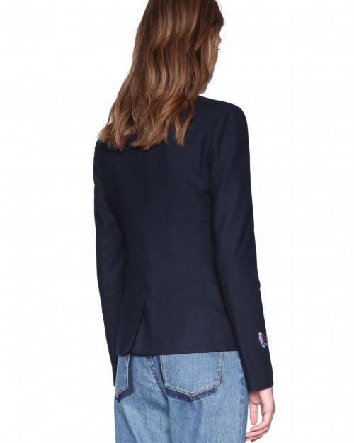 18SWEW76_5001 Desigual Jacket Megane Canada