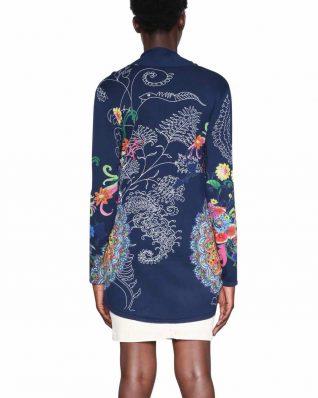 18SWJFB4_5010 Desigual Cardigan Sweater Chrys Canada