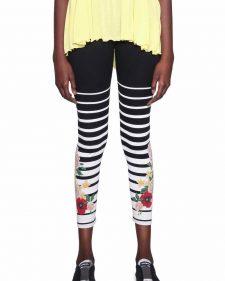 18SWKK21_2000 Desigual legging Meerut India Buy Online