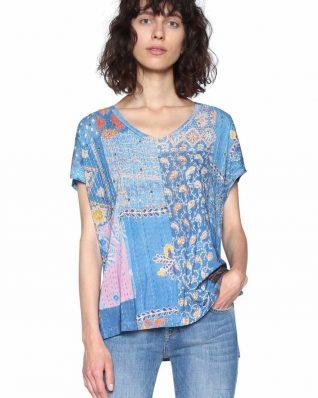 18SWTK39_5202 Desigual T-Shirt Cassandra Buy Online