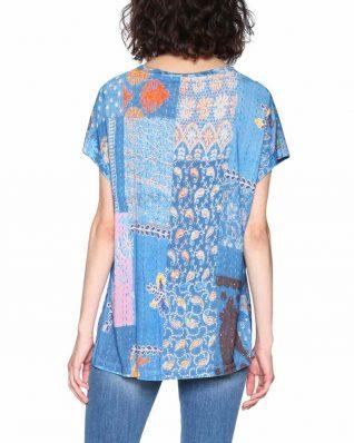 18SWTK39_5202 Desigual T-Shirt Cassandra Canada