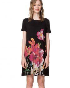 18SWVK05_2000 Desigual Dress Aristo Buy Online