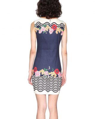 18SWVWCL_5001 Desigual Dress Prudencia Canada