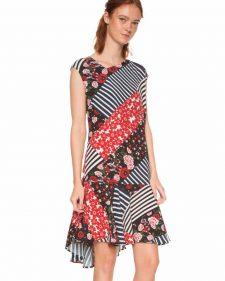 18SWVWCV_5001 Desigual Dress Rafael Buy Online
