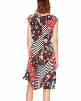 18SWVWCV_5001 Desigual Dress Rafael Canada