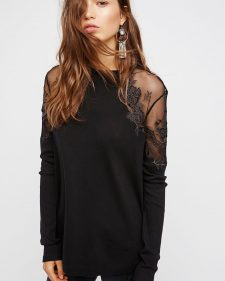 Free People Daniella Black